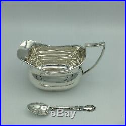 1924 Chester England 3 Piece Sterling Silver Tea Set