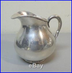 5-pc Mexico Sterling Silver Coffee / Tea Set & Huge 22.5 Sterling Silver Tray