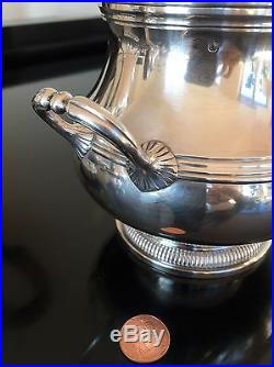 Antique PUIFORCAT French Sterling Silver 950 Tea Coffee Set