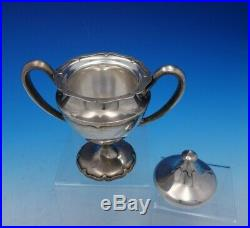 Dolores by Shreve Sterling Silver Tea Set 5-Piece (#4406)