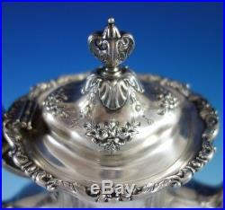 Francis I by Reed & Barton Sterling Silver Tea Set 3pc #570A/#571A (#2882)