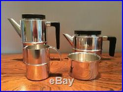 Georg Jensen Coffee & Tea Set By Søren Georg Jensen Selling With No Reserve