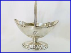 Gorham Sterling Silver Sugar and Cream Tea Set Plymouth Antique