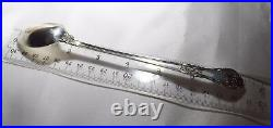 Gorham Sterling Silver set 8 King Edward, Iced Tea Spoon, 7 1/2 inches FREE SHIP