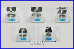 International Sterling Prelude 5-pc Tea Set, No Monograms. SEE PREVIEW VIDEO