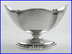Sterling Gorham PLYMOUTH tea set with matching tray (6 piece set) 1916-19