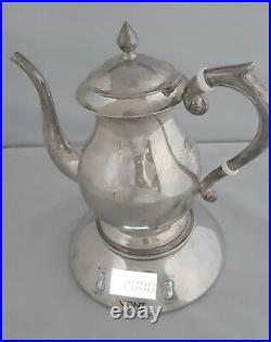 Sterling Silver 925 Coffee & Tea Set 4 piece set. Pre-owned but never used