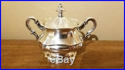 Sterling Silver 925 Tea or Coffee Set. Crafted by Gottlieb Kurz