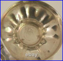 Sterling Silver Maciel Mexican Tea/Coffee 3 Piece Set with Large Tray No Monogram