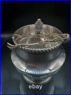 Sterling Silver Tea And Coffee Serving Set Gorgeous Vintage 1170 + Grams