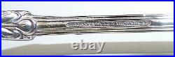 TIFFANY & CO STERLING SILVER SET OF 2 PROVENCE Pattern No Monogram ICE TEA SPOON