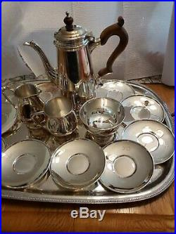 Tiffany & Co Silver Tea Set very exclusive Thanksgiving/christmas
