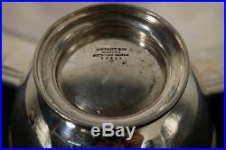 Tiffany & Co. Sterling Silver tea set, 4pc with tray