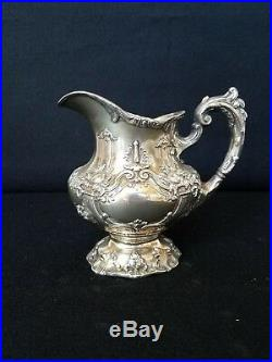 Wow Estate Reed & Barton Francis I Tea Set With Matching Sterling Tray